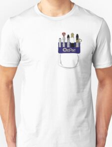 Doctor Who: Sonic Pocket Protector. Unisex T-Shirt