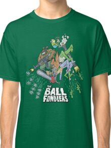 Rick & Morty - The Ball Fondlers Classic T-Shirt