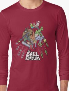 Rick & Morty - The Ball Fondlers Long Sleeve T-Shirt
