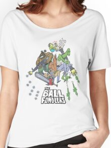 Rick & Morty - The Ball Fondlers Women's Relaxed Fit T-Shirt