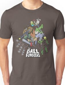 Rick & Morty - The Ball Fondlers Unisex T-Shirt