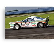 Lancia 037 Rally Coupe Canvas Print