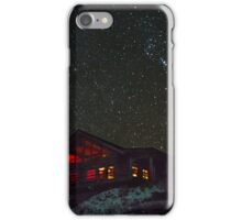 Cabin and Orion iPhone Case/Skin