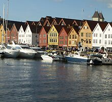 Bergen Wharf by SoulSparrow