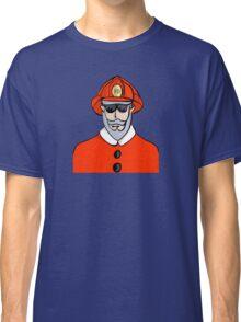 Fireman Santa Classic T-Shirt