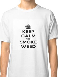 stay lean Classic T-Shirt