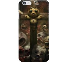 Binding of Isaac print iPhone Case/Skin