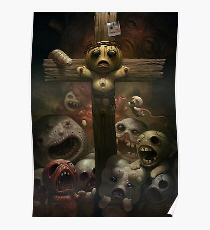 Binding of Isaac print Poster