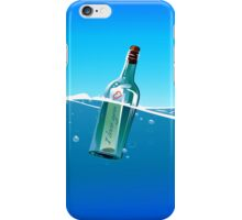 """I Love You""-  Love Message In The Bottle iPad Case / iPhone Case / Prints  / Samsung Galaxy Cases  iPhone Case/Skin"