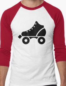 roller-skate Men's Baseball ¾ T-Shirt