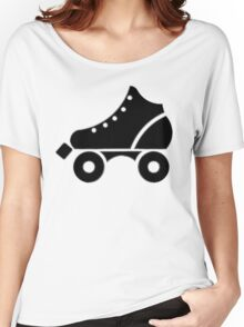 roller-skate Women's Relaxed Fit T-Shirt