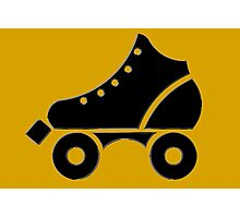 roller-skate Photographic Print