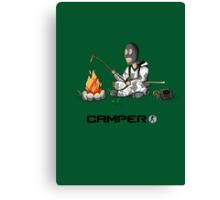 camper. Canvas Print