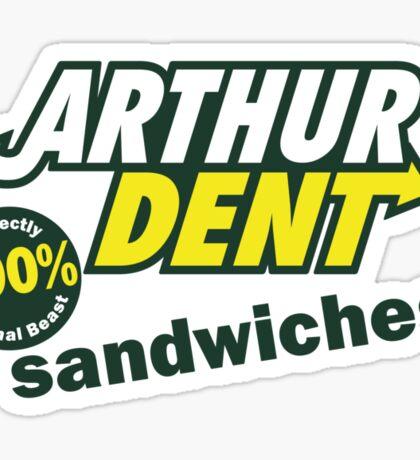 The Sandwich Maker Sticker