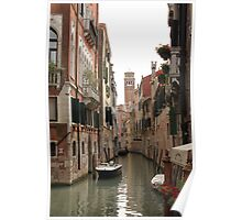 Venice canals Poster