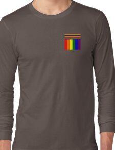Rainbow Wrap Long Sleeve T-Shirt