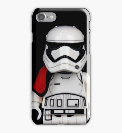 First Order Stormtrooper Officer iPhone Case/Skin