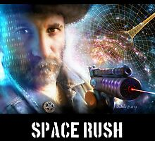Space Rush by Bob Bello