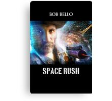 Space Rush Canvas Print