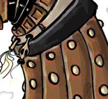 Hurt Dalek Sticker