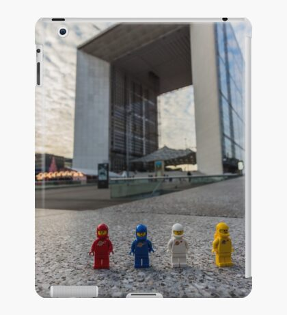 Urban Exploration (#2) - Marble Cube iPad Case/Skin