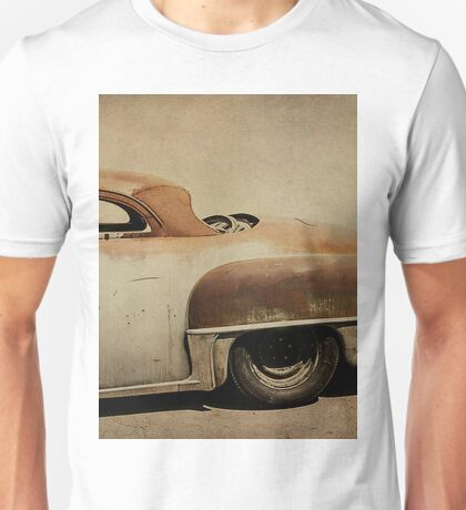 Rusty Chrysler De Soto Unisex T-Shirt