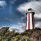 The Bluff Devonport. Lighthouse. by Esther's Art and Photography