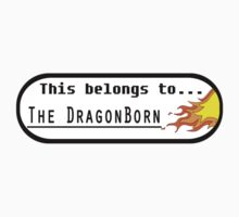 This belongs to The DragonBorn by WesleyB