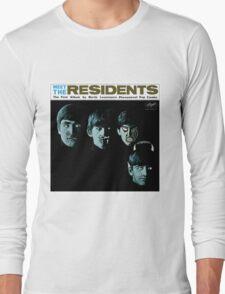 Meet The Residents! Long Sleeve T-Shirt