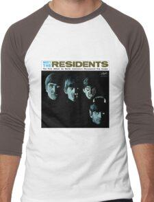 Meet The Residents! Men's Baseball ¾ T-Shirt