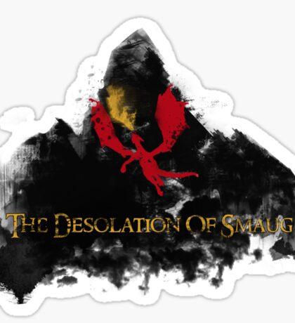 The Desolation Of Smaug Sticker