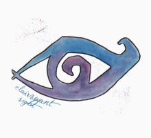 clairvoyant sight. #clary's runes by J-something