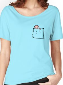 Isaac in your pocket Women's Relaxed Fit T-Shirt