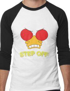 Step Off Men's Baseball ¾ T-Shirt