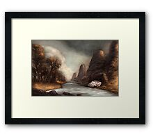 The Cravenwaller Framed Print