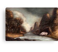 The Cravenwaller Canvas Print