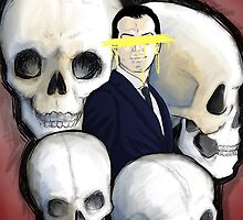 Moriarty by tobiejade