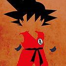 Goku by jehuty23