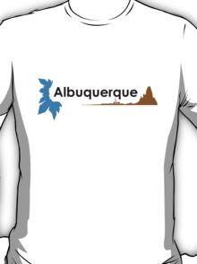 Albuquerque (black) T-Shirt