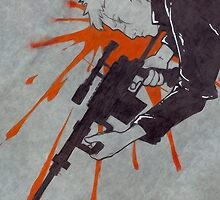 Sniper by tobiejade