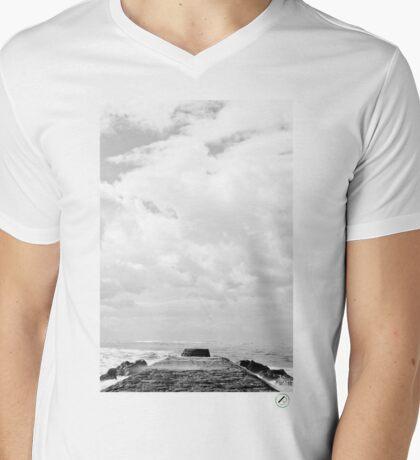 ROTA Mens V-Neck T-Shirt