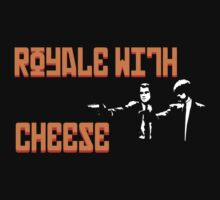 Royale With Cheese by james0scott