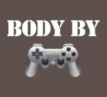 Body by video games Kids Clothes