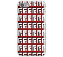 Falling Pattern iPhone Case/Skin