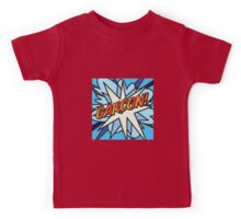 Comic Book GARCON! Kids Tee