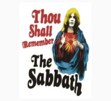 thou shall remember the sabbath by mickjiggles