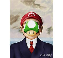 Son of Mario Photographic Print
