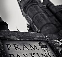 The Wizarding World of Harry Potter: Pram Parking by Scott Smith