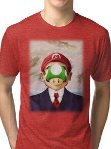 Son of Mario Tri-blend T-Shirt