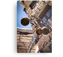 Quidditch Essentials Metal Print